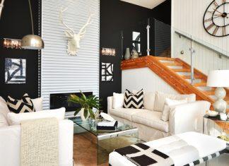 Black Interior Design - ไอเดียการตกแต่งภายในโทนสีดำ