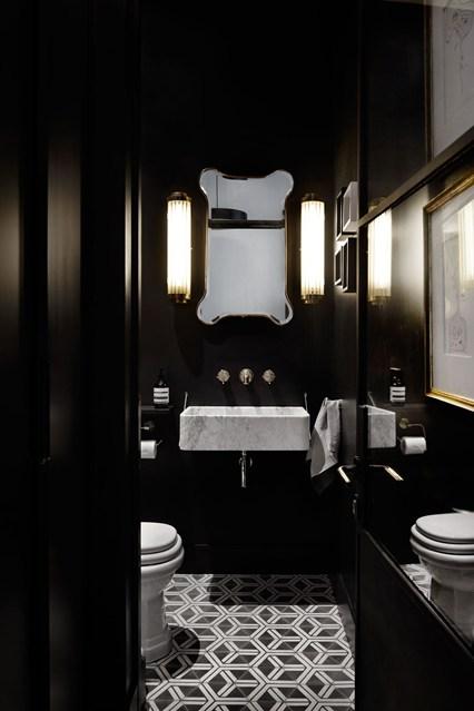 28 Bathroom design no window