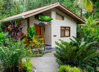 บ้าน รีสอร์ทสไตล์บูติกหลังเล็ก ๆ จัดสวนสวยน่าหลงไหล อยู่ท่ามกลางสวนและธรรมชาติที่งดงาม