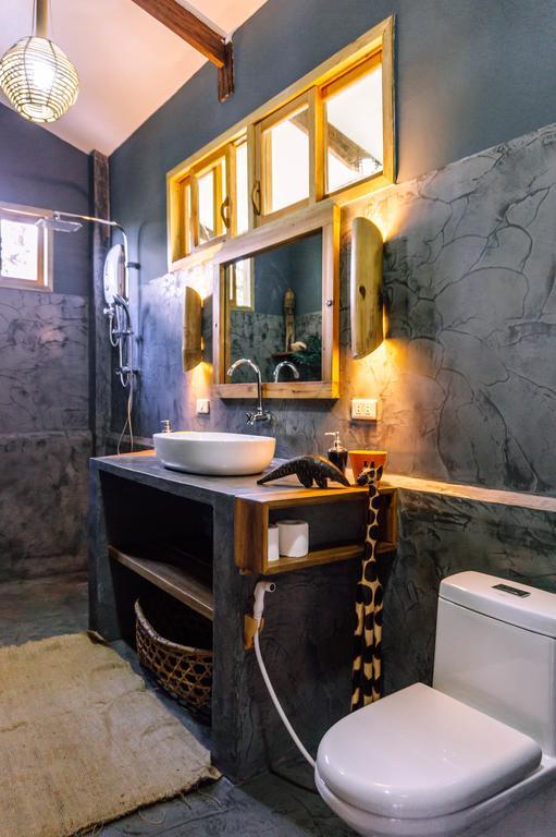ห้องน้ำสไตล์ลอฟท์
